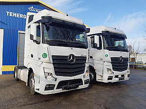 Mercedes-Benz Actros 1845 Standard MP4